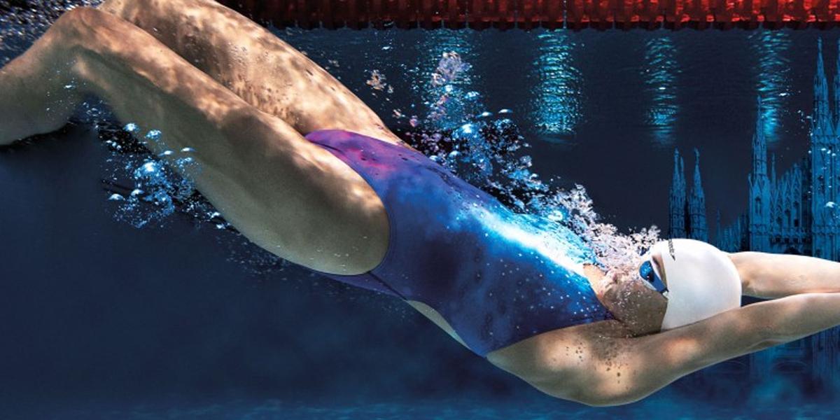 fisico nuotatore